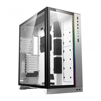 LIAN LI O11 DYNAMIC XL ROG CERTIFICATED CABINET (White)