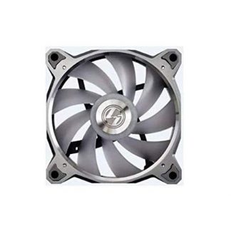 LIAN LI BORA DIGITAL SPACE GREY 120mm ARGB CABINET FAN (Triple Pack)
