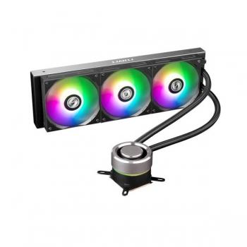 LIAN LI GALAHAD 360 ARGB CPU LIQUID COOLER (BLACK) (GA-360B)