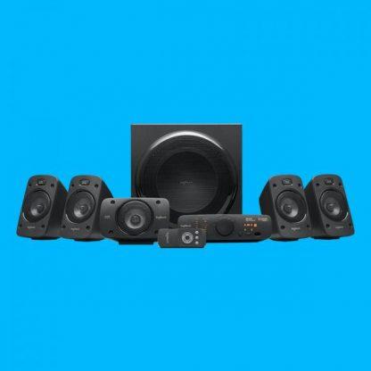 LOGITECH Z906 5.1 SURROUND SOUND SPEAKER (980-000468)