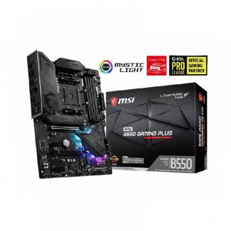 MSI MPG B550 GAMING PLUS MOTHERBOARD (MPG B550 GAMING PLUS)