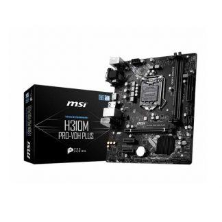 MSI H310M Pro-VDH PLUS MOTHERBOARD (H310M-PRO-VDH-PLUS)