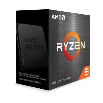 AMD RYZEN 9 5900X PROCESSOR (100-100000061WOF)