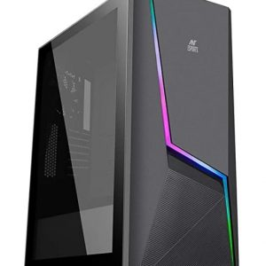 ANT ESPORTS ICE-130AG MID TOWER ATX GAMING CABINET (ICE-130AG)