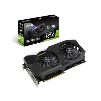 ASUS DUAL RTX 3070 OC 8GB GAMING GRAPHICS CARD