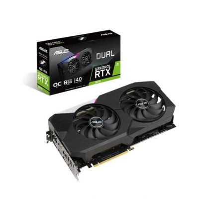 ASUS DUAL RTX 3070 OC 8GB GAMING GRAPHICS CARD