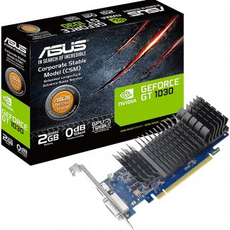 ASUS GeForce GT 1030 2GB GDDR5 GRAPHICS CARD (GT1030-2G-CSM)