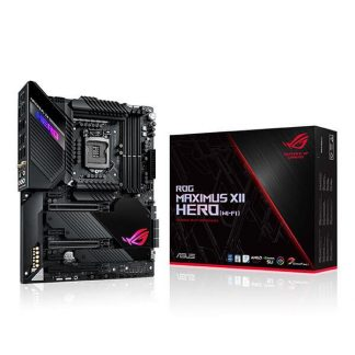 ASUS ROG MAXIMUS XII HERO (WI-FI) MOTHERBOARD