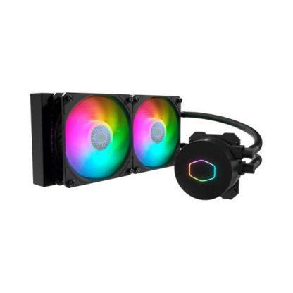 COOLER MASTER MasterLiquid ML240L ARGB V2 CPU Liquid Cooler (MLW-D24M-A18PA-R2)