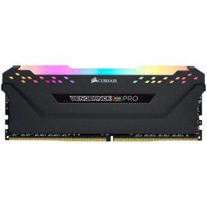 CORSAIR VENGEANCE RGB PRO 16GB (16GBx1) DDR4 3200MHz RAM (CMW16GX4M1Z3200C16)