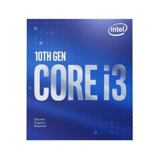 INTEL CORE I3-10100F PROCESSOR (BX8070110100F)