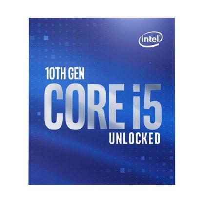 INTEL CORE I5-10600K PROCESSOR (BX80701106600K)