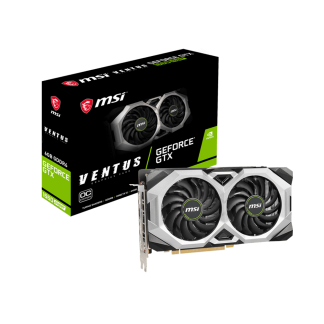 MSI GEFORCE GTX 1660 SUPER VENTUS OC 6GB GDDR6 GRAPHICS CARD