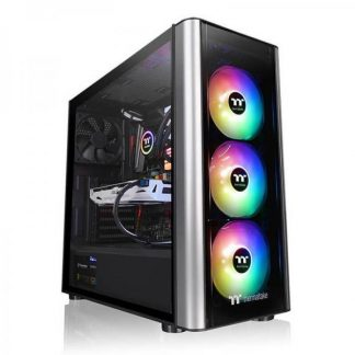 THERMALTAKE LEVEL 20 MT ARGB ATX MID TOWER CABINET (Black) (CA-1M7-00M1WN-00)