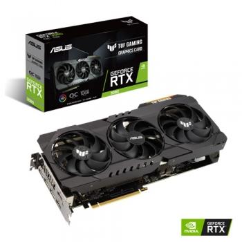 ASUS TUF GAMING GeForce RTX 3080 OC EDITION 10GB GDDR6X GRAPHICS CARD