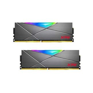 ADATA XPG SPECTRIX D50 16GB(8GBx2) DDR4 3200MHz RGB RAM (AX4U320038G16A-DT50)