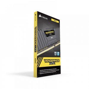 CORSAIR VENGEANCE LPX 32GB(16GBX2) DDR4 DRAM 3600MHZ C18 RAM (BLACK)