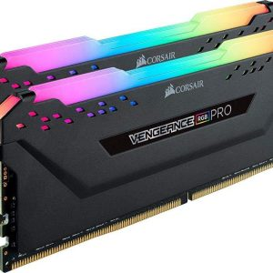 CORSAIR VENGEANCE RGB PRO 64GB DDR4 3200MHz C16 RAM (CMW64GX4M2E3200C16)