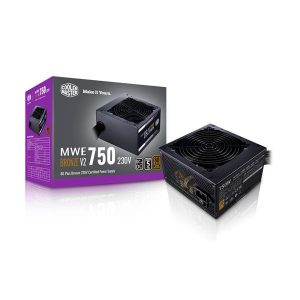 COOLER MASTER MWE 750 V2 80 PLUS BRONZE SMPS (MPE-7501-ACABW-BIN)
