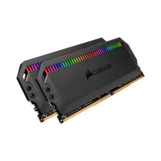 CORSAIR DOMINATOR PLATINUM RGB 16GB (8GBx2) DDR4 3200MHz DESKTOP RAM (CMT16GX4M2C3200C16)