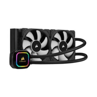 CORSAIR ICUE H100i PRO XT RGB 240mm CPU LIQUID COOLER (CW-9060043-WW)