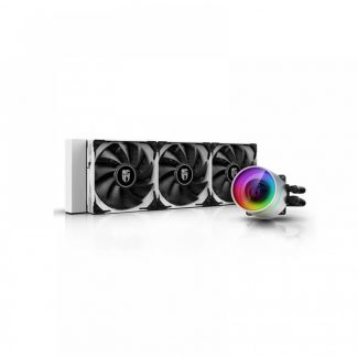 DEEPCOOL GAMERSTORM CASTLE 360EX WHITE CPU COOLER (DP-GS-H12W-CSL360EXWH)