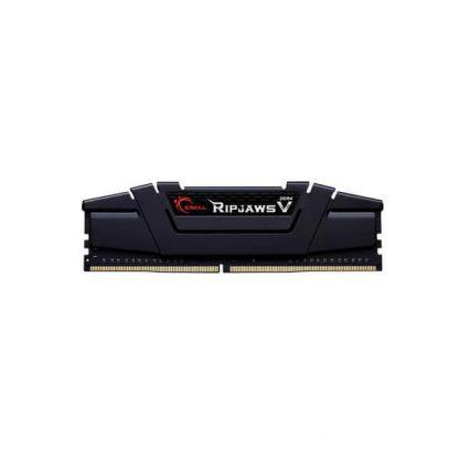 GSKILL RIPJAWS V 32GB (32GBx1) DDR4 3200MHz BLACK RAM (F4-3200C16S-32GVK)