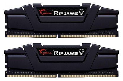 GSKILL RIPJAWS V 16GB(8x2) DDR4 3600MHz C16 RAM (F4-3600C16D-16GVKC)