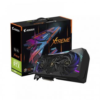 GIGABYTE AORUS GEFORCE RTX 3090 XTREME 24GB GDDR6X GRAPHICS CARD (GV-N3090AORUS X-24GD)