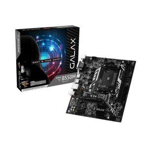 GALAX B550M AMD AM4 RYZEN SERIES MOTHERBOARD