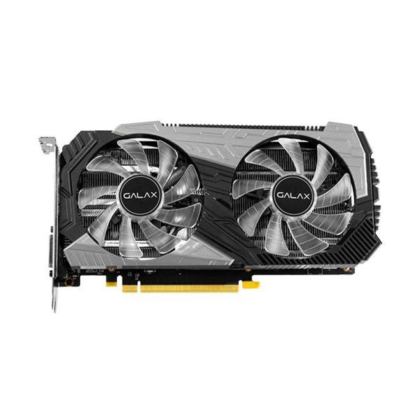 GALAX RTX 2060 PLUS (1-Click OC) 6GB GRAPHICS CARD (26NRL7HP68CX)