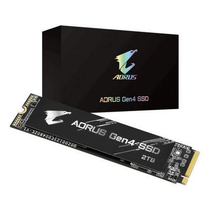GIGABYTE AORUS 2TB M.2 NVMe GEN4 INTERNAL SSD (GP-AG42TB)