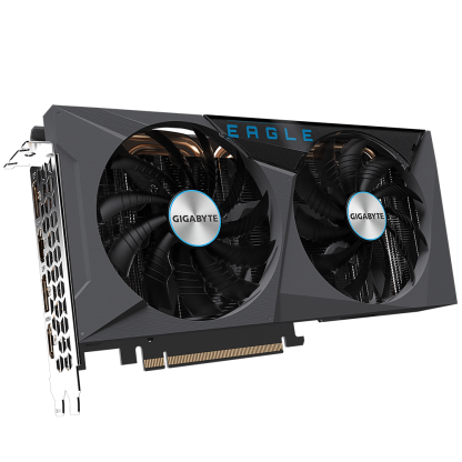GIGABYTE GEFORCE RTX 3060 Ti EAGLE OC 8G GRAPHICS CARD (GV-N306TEAGLE OC-8GD)