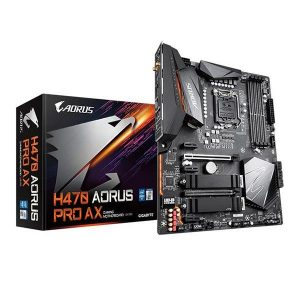 GIGABYTE H470 AORUS PRO AX (Wi-Fi) MOTHERBOARD