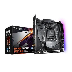 GIGABYTE H470I AORUS PRO AX (Wi-Fi) MOTHERBOARD