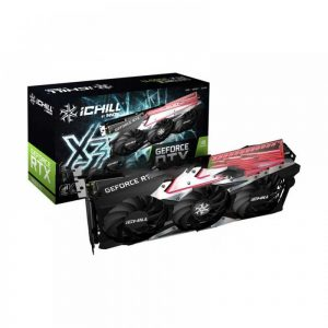 INNO3D GEFORCE RTX 3060 TI ICHILL X3 8GB GDDR6 GRAPHICS CARD (C306T3-08D6X-1671VA39)
