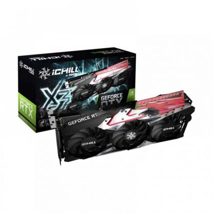 INNO3D GEFORCE RTX 3060 TI ICHILL X3 8GB GDDR6 GRAPHICS CARD (C306T3-08D6X-1671VA39)