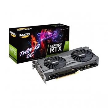 INNO3D RTX 3070 TWIN X2 OC 8GB GRAPHICS CARD (N30702-08D6X-1710VA32L)