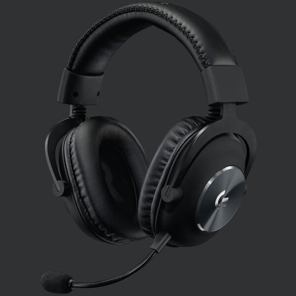 LOGITECH PRO X SURROUND SOUND GAMING HEADSET (981-000820)