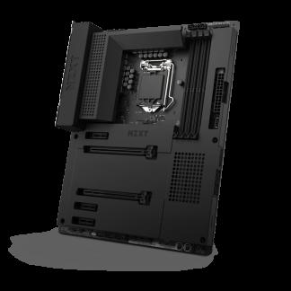 NZXT N7 Z490 MOTHERBOARD (MATTE BLACK)