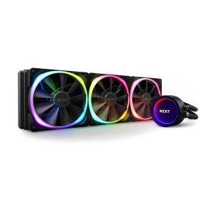 NZXT KRAKEN X73 ARGB CPU LIQUID COOLER WITH AER RGB FAN (RL-KRX73-R1)