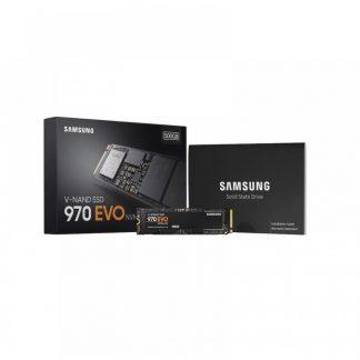 SAMSUNG 970 EVO NVME M.2 500 GB SSD (MZ-V7E500BW)