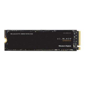 WESTERN DIGITAL BLACK SN850 2TB GEN4 3D NAND NVMe INTERNAL SSD (WDS200T1X0E)