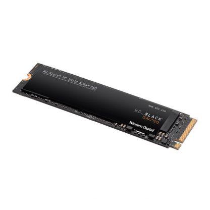 WESTERN DIGITAL BLACK SN750 250GB M.2 NVMe INTERNAL SSD (WDS250G3X0C)