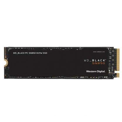 WESTERN DIGITAL BLACK SN850 1TB GEN4 3D NAND NVMe INTERNAL SSD (WDS100T1X0E)