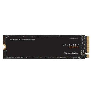 WESTERN DIGITAL BLACK SN850 500GB GEN4 3D NAND NVMe INTERNAL SSD (WDS500G1X0E)