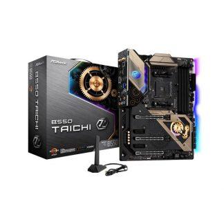 ASROCK B550 TAICHI (WI-FI) ATX AMD AM4 MOTHERBOARD