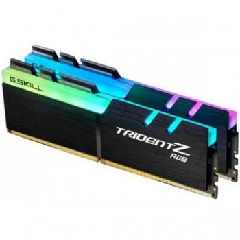 GSKILL TRIDENT Z RGB 32GB (16X2) DDR4 3600MHZ RAM (F4-3600C16D-32GTZRC)