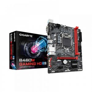 GIGABYTE B460M GAMING HD MOTHERBOARD