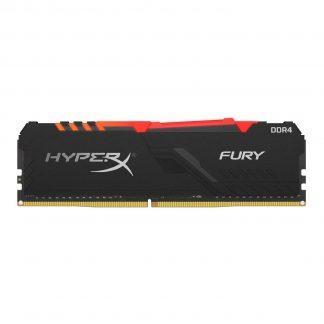 HYPERX FURY RGB 8GB DDR4 3600MHZ CL17 DIMM RAM (HX436C17FB3A/8)